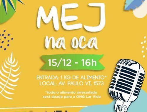 Show Solidário - Banda MEJ Comigo